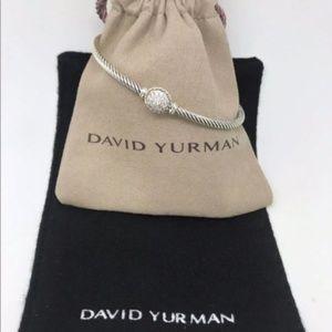 David Yurman Chatelaine Pave Diamonds Bracelet